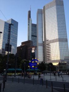 Sums up Frankfurt!