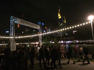 We <3 Frankfurt!