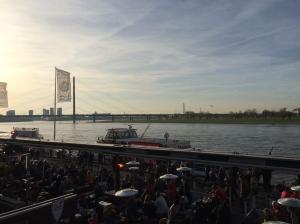 The Rhine.