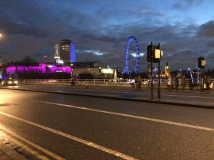 03/01 - Hello, London!