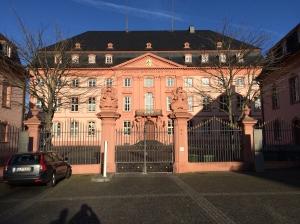 Landtag Rheinland-Pfalz.