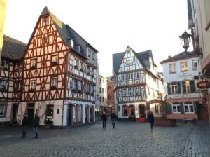 Der Altstadt.