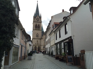 21/02 - A trip to Exeter's partner town, Bad Homburg.