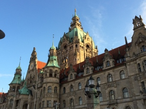 25/02 - Hannover Rathaus.