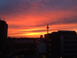 08/03 - Sunday sunset.