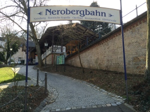 22/03 - A trip to the Neroberg in Wiesbaden.