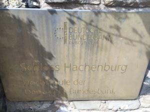 Property of the Bundesbank!