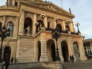 07/08 - A trip to the Alte Oper.