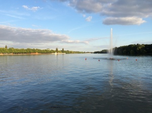 31/07 - The Maschsee.