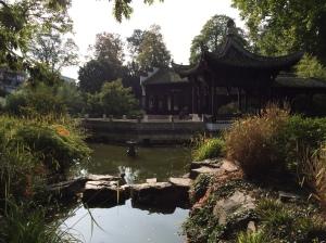05/10 - A stroll through the Chinese Gardens in Bornheim, Frankfurt.