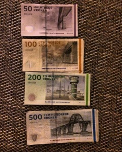 22/10 - Danish Krone at the ready.