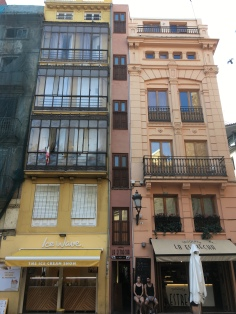 Europe's narrowest building!